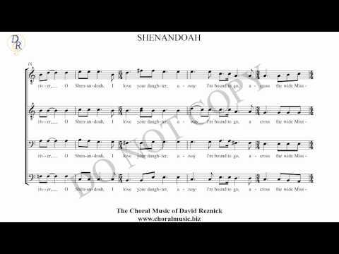 Shenandoah (arrangement)