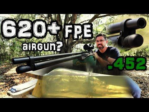 Western Big Bores Bushbuck .45 Airgun - FULL REVIEW