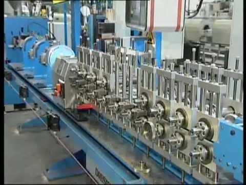 Производство трубы и фитингов Barbi на заводе Industrial Blansol