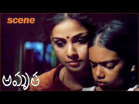 Amrutha Telugu Movie || Simran Saying Her Daughter Chaildhood Story || Madhavan, Simran Bagga