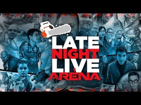 Late Night Live Aréna 2016.09.30.