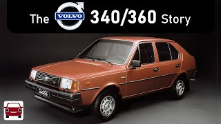 The Volvo 300 series Story