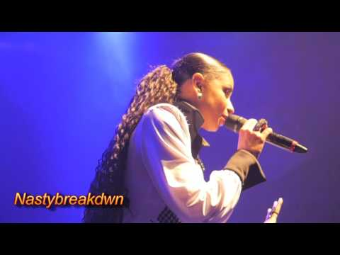 Mya - Fallen (Howard Theatre 5-13-16)