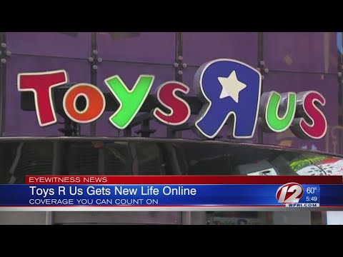 Toys R Us Teamed Up With Target To Relaunch Website