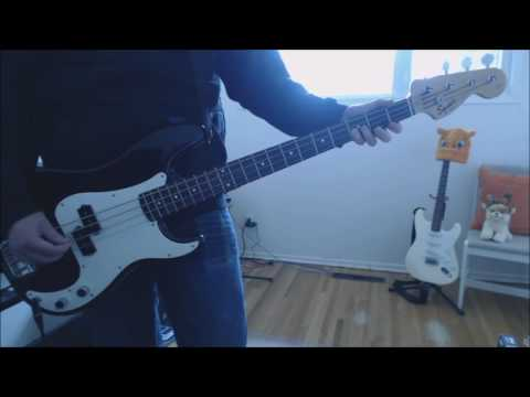 Jonezetta - Welcome Home Bass Cover