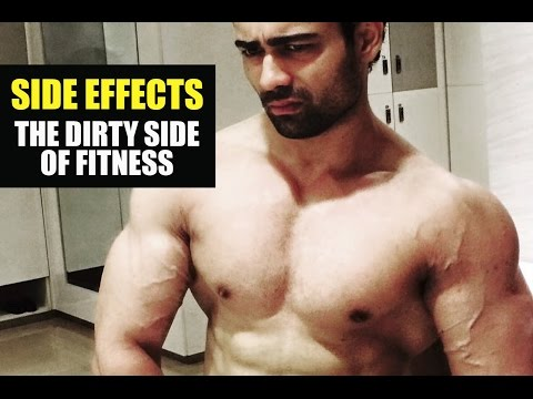 Fitness untold truth-  the side effects