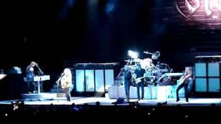 The band STYX - ATLANTA August 17, 2008