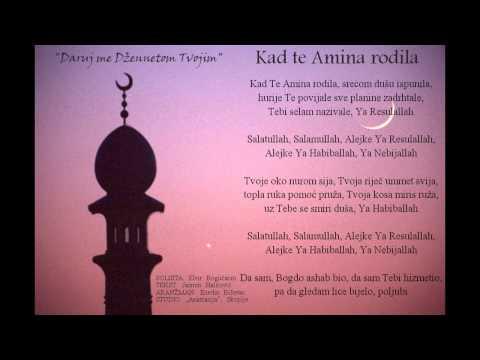 ® HOR ISA-BEG // KAD TE AMINA RODILA (Official 2014) ©