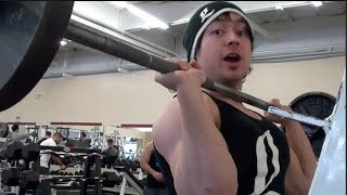 3 Beginner Tips for the OHP (Overhead Press)