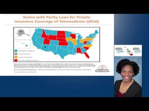 Latoya Thomas, Dir, State Policy Resource Ctr, American Telemedicine Assoc