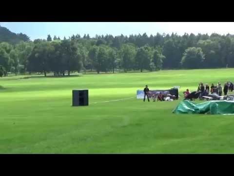 Pulse Jet camcorder clip Weston Park 17/06/2016