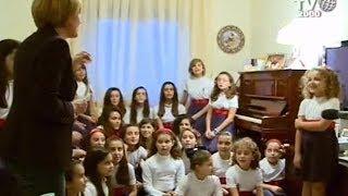 """""""La Canzone Di Noi"""" - Il Coro """"Voci Bianche E Verdi Note Arteinsieme"""" Di Diamante (CS)"""