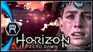 Horizon Zero Dawn Ending - Final Boss HADES
