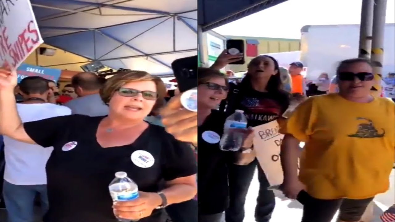 White Woman In Florida Says Blacks Voted For Andrew Gillum Because He's Black