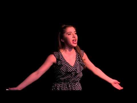 Idyllwild Arts Theatre Cabaret, Spring 2016