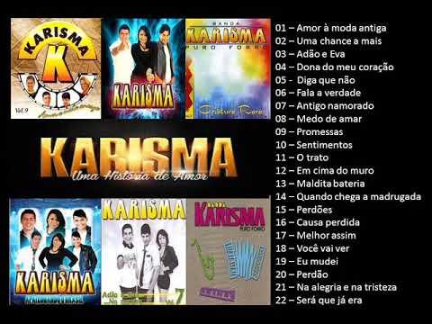 Banda Karisma - Os grandes sucessos