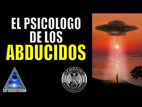 343 - El Psicólogo de los Abducidos - Café Ufológico Rosario