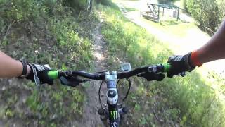 GoPro 2 - Afton Alps Mountain Biking