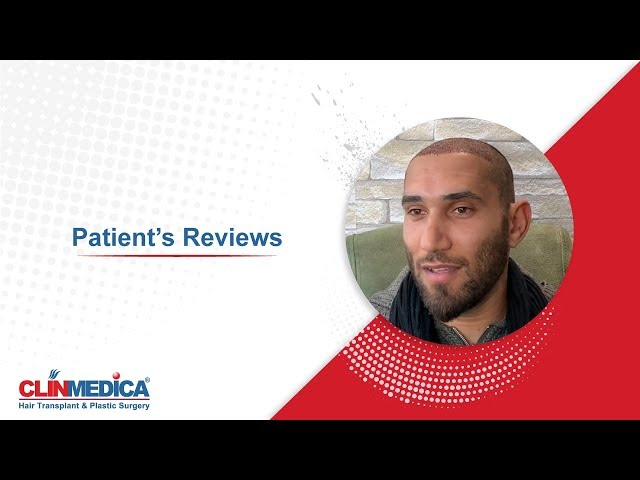 Hair Transplant In Turkey at ClinMedica - Patient's Reviews