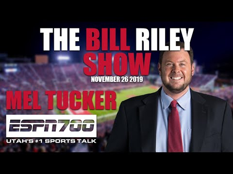 Mel Tucker Previews Colorado's Match-up With #6 Utah On The Bill Riley Show