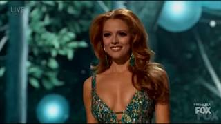 Miss USA 2017 - Evening Gown Competition HD