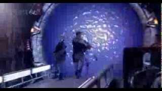 Stargate SG-1 (Temporada 10 Intro con Insertos en latino)
