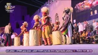 8 الصبح - إفتتاح المهرجان الدولي للطبول والفنون التراثية بـ