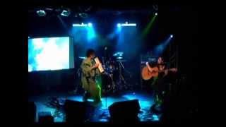"Atsuya Akao with Tatsuro Kitagawa ""The Void"" (live on 26th August 2014)"