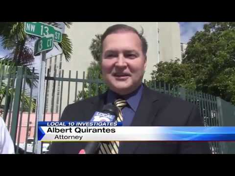 Santería in Court - Voodoo - Witchcraft local 10 special report with Miami attorney Albert Quirantes