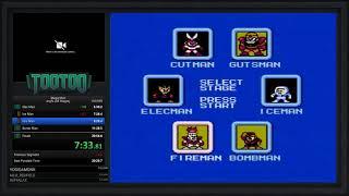 Mega Man - All Stages - 20:47