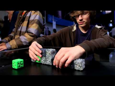 Cubelets: Small robots teach big science lessons – Science Nation