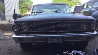 1964 Ford Galaxie running rough - Part 1 of 2