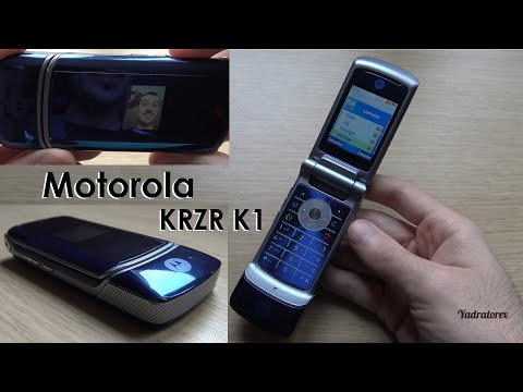 Motorola KRZR K1 - Review, Ringtones, Camera, Wallapapers...
