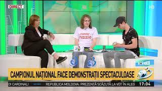 Baixar Demonstrație de magie în direct la Antena 3
