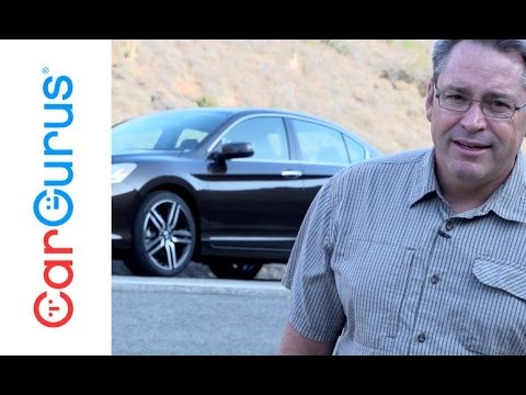 2016 Honda Accord   CarGurus Test Drive Review