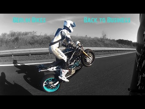 Berlin Bikes - Back to Business