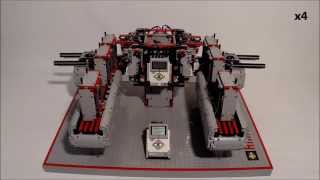 The lego space elevator