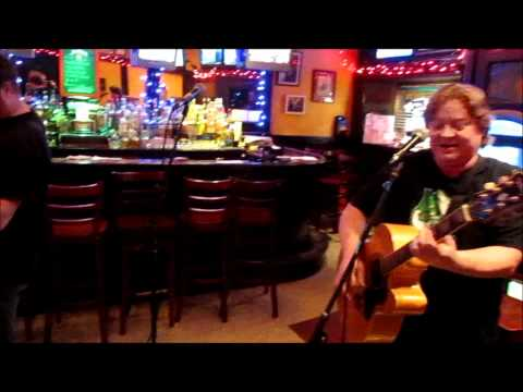Begorrah Performs at Cronin and Phelan''s Open Mic Nite