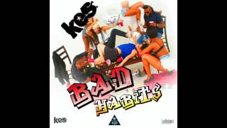 Kes The Band - BAD HABITS - NEW