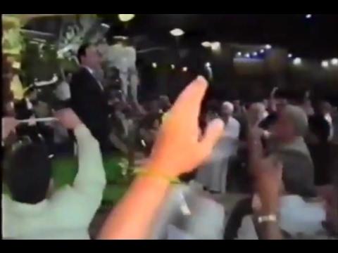 مؤسس الطرب صباح فخري - عرس آل بادنجكي عام 1992 - خمرة الحب  - 8