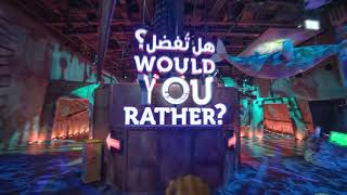 Expo 2020 Dubai: Hyperlapse Sustainability