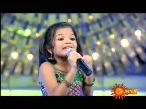 Chinna Chinna Vannakkuyil   Sreyakutty's   Sreya Surya Singer   Facebook