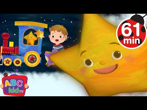 Twinkle Twinkle Little Star and More Nursery Rhymes - ABCkidTV