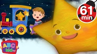 Twinkle Twinkle Little Star + 60 min Nursery Rhymes - ABCkidTV