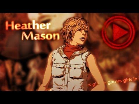 Хизер Мэйсон (Silent Hill 3) [Girls In Games]