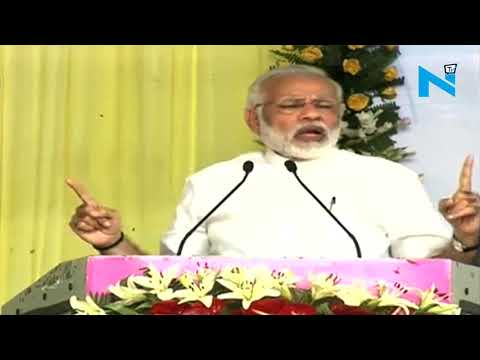 Modi announces Rs 10,000 Cr grant for universities