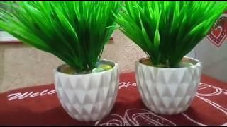 Декоративная травка для декора с Али Экспресс