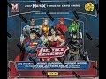 Box Busters: 2017 Panini Meta X Justice League Trading Card Game