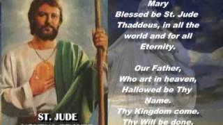 Novena to Saint Jude