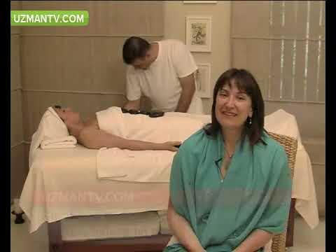 Sıcak Taş Terapisi